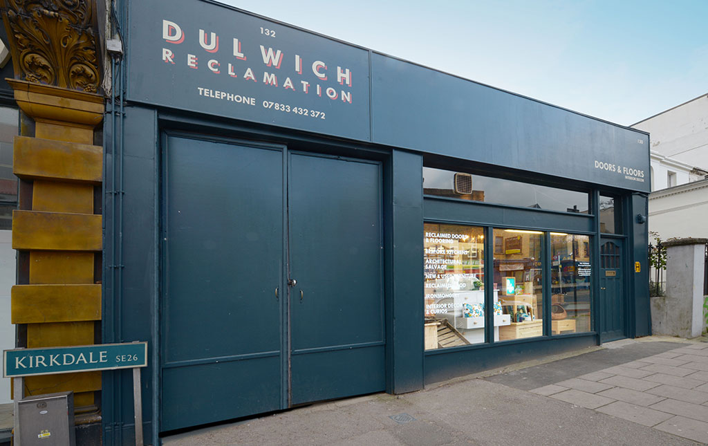 Dulwich Reclamation: Welcome to our blog
