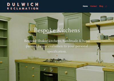 Shaker Kitchen Screengrab