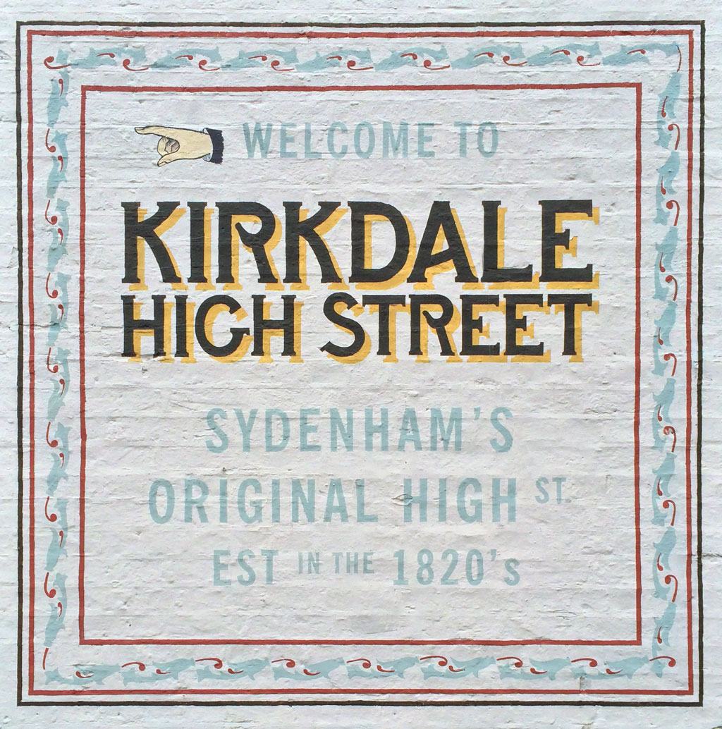 Kirkdale-High-Street-Painted-Sign