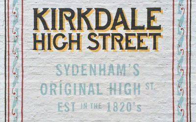 Kirkdale High Street: Sydenham's Original High Street